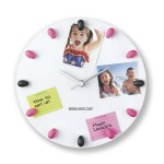 Magnetic Piggy's Memo Clock
