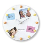 Magnetic Ducks Memo Clock