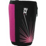 Magenta ITZ Arm Wallet