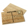 Wooden Postcard - Carve Your Own!