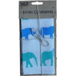 Re-Usable Gift Wrapping 3 SHEET PACK