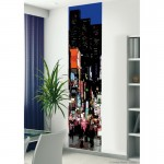 Tokyo At Night Wall Art Sticker
