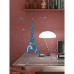 Parisian Metro Stations Wall Art Sticker