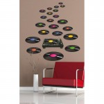 Vinyl Attack Wall Art Stickers