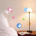 Mini Butterflies Wall Art Stickers