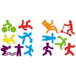 Mini fun Sports Wall Art Stickers