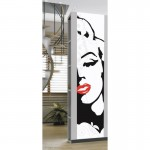 Marilyn Monroe Wall Art Sticker